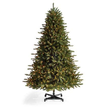 grandin roadtrees christmas artificial grand fir one step inversion artificial tree grandin road