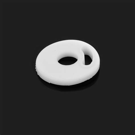 Original Smoktech Tfv4 Top Sealing Pad O Ring authentic smoktech tfv4 white silicone top sealing pad o ring