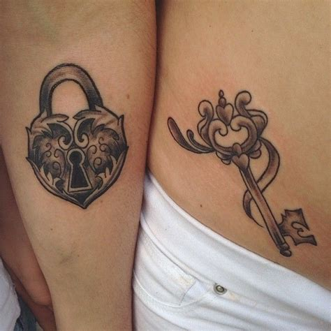 key and lock couple tattoos pin by fabulousdesign on lock key tattoos key tattoos