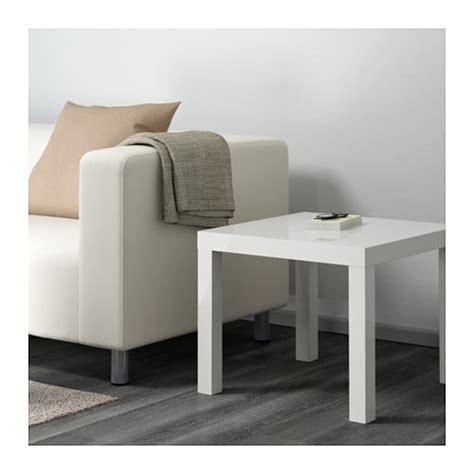lack side table lack side table high gloss white 55x55 cm ikea