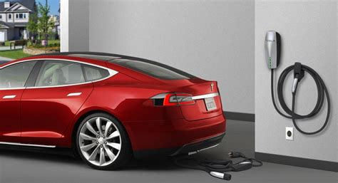Charging Tesla At Home Tesla Now Offers Home Charging Installations In Certain