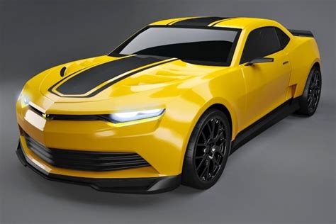 2014 Chevrolet Camaro Concept by Chevrolet Camaro 2014 Concept Max