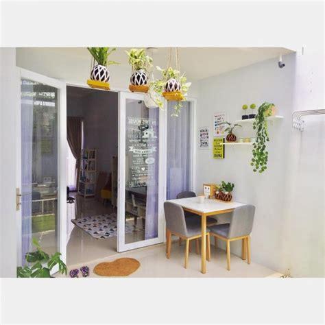desain lu taman unik desain rumah unik tipe 45 meski mungil ada indoor garden