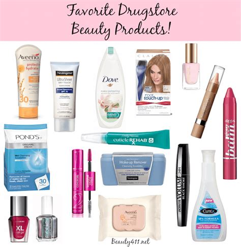 10 Drugstore Make Up Picks That Wont The Bank by Top 10 Favorite Drugstore Products Beauty411