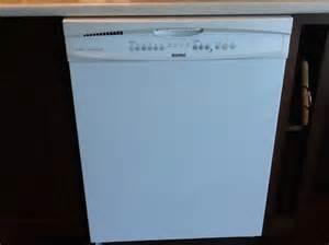Wash Dishwasher Kenmore Ultra Wash Dishwasher Saanich