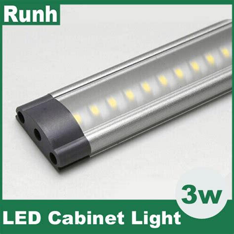 led 3w dc 12v lights linkable kitchen led cabinet