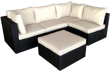 chaise en résine tressée luxe coussin salon de jardin jskszm com id 233 es de