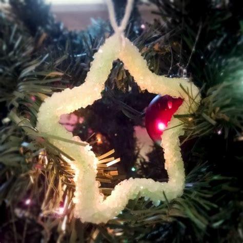 borax crystal ornaments for christmas science kiddo