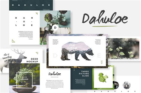 keynote themes tumblr dahuloe keynote template presentation templates
