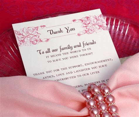 Wedding Message To Guests by Thanking Your Summer Wedding Guests Letterpress Wedding