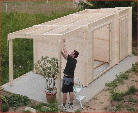 garten ideen  frisch gartenhaus anbau selber bauen op