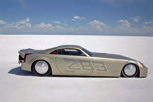 World S Fastest Cadillac Cadillac Xlr World S Fastest At Bonneville Speed Week