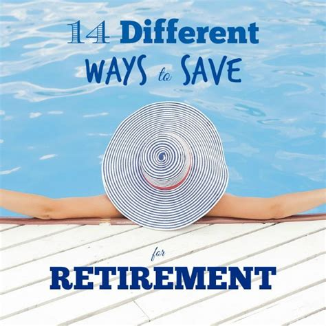 How Much Do Mba Interns Save Usuallt by 14 Different Ways To Save For Retirement Mba Sahm