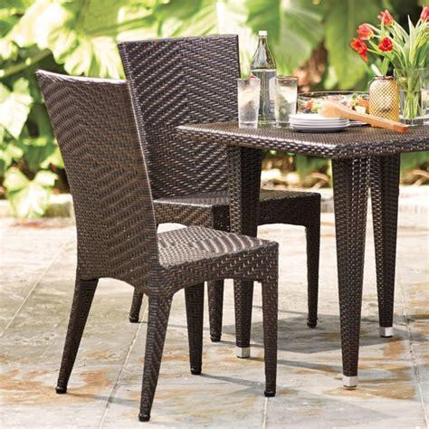 wicker patio furniture youll love wayfair