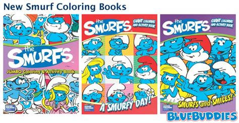 smurf coloring books for sale new smurf coloring books