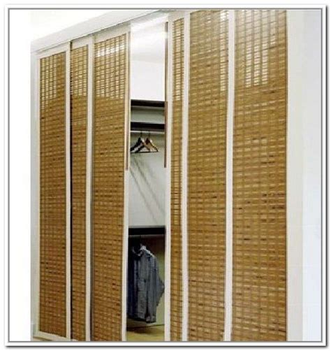 Ideas For Wardrobe Doors by 25 Best Ideas About Closet Door Alternative On
