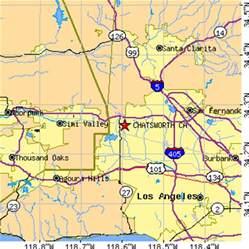 chatsworth california map chatsworth california ca population data races