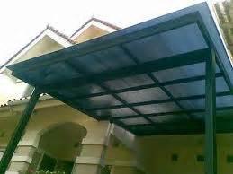 Canopy Rumah   Pagar Besi Minimalis