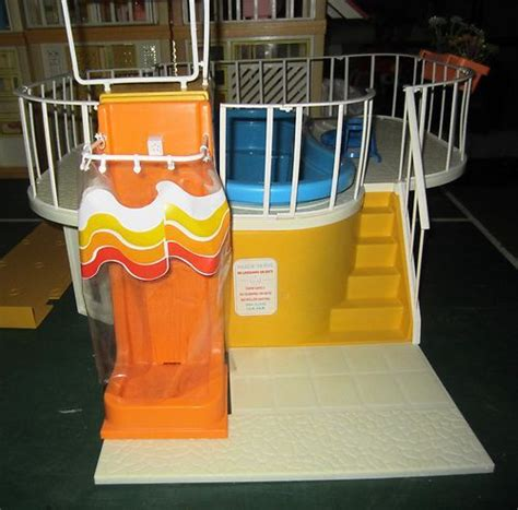 barbie dream house furniture vintage barbie dream house furniture pool ebay 400 00 barbie houses pinterest