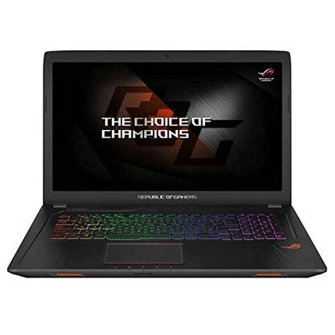 Asus Rog Fx502vm I7 7700hq 16gb Ram 128gb Ssd 1tb Gtx1060 3g Wind 10 2017 asus rog 17 3 gaming laptop intel i7 7700hq 16gb ram 1tb hdd 128gb ssd gtx