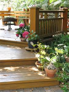 wood patio decking buildipedia