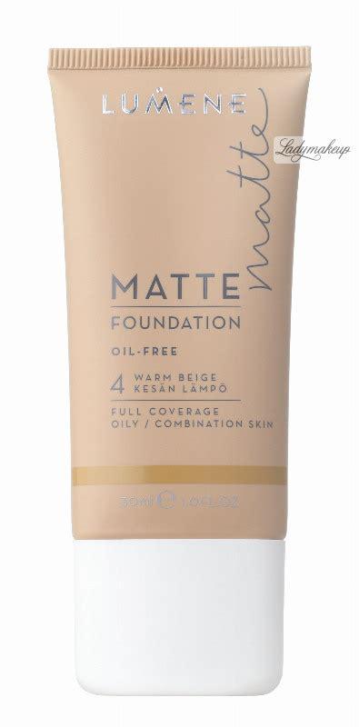 Zhen Free Matte Foundation by Lumene Matt Free Foundation