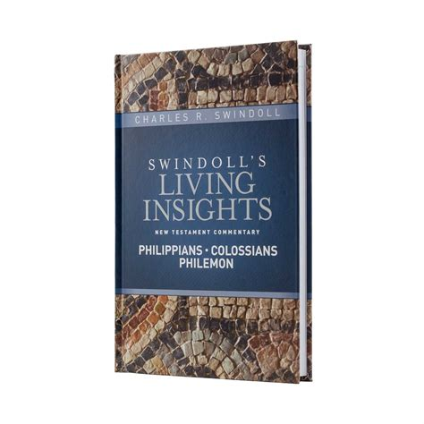 insight for living swindoll s living insights bible