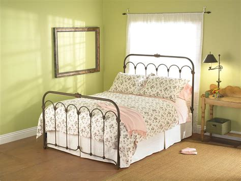 king iron bed wesley allen iron beds king hillsboro iron headboard and