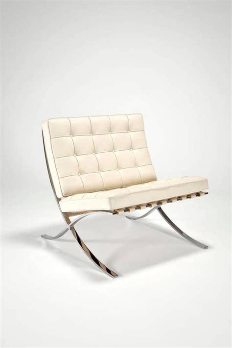Barcelona Chair And Ottoman Barcelona Chair And Ottoman By Ludwig Mies Der Rohe At 1stdibs