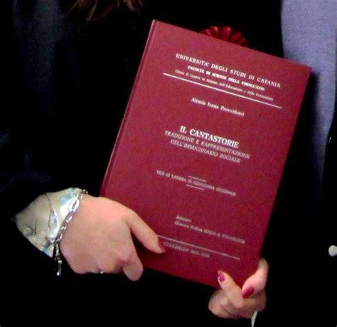 tesi di laurea lettere tesi di laurea luigi di pino