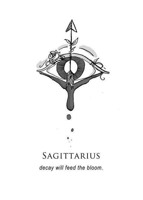 sagittarius symbol tattoo tattoo collections