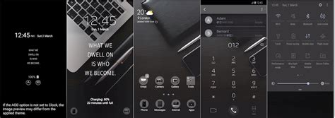 themes live mobile themes thursday seven themes worth taking a look at