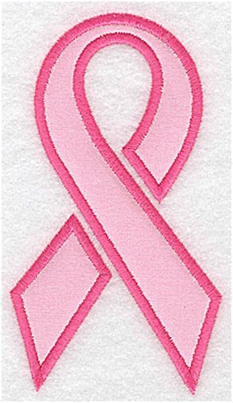 Cancer Ribbon Applique Embroidery Design Annthegran Cancer Ribbon Designs 2