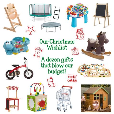 our christmas wishlist a dozen gifts that blow our budget