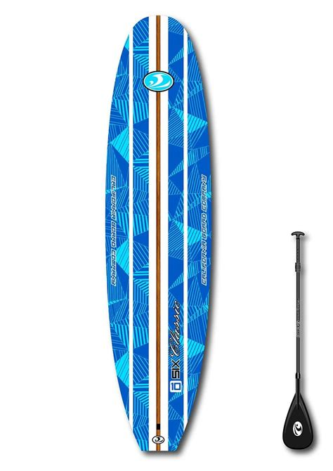 paddle board with cbc 10 6 quot classic foam paddle board sup package adjustable paddle sup