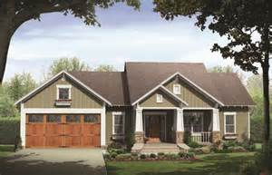 custom craftsman home plans custom craftsman ranch house plan sdl custom homes