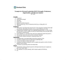swot analysis worksheet template personal swot analysis template 8 free word excel pdf