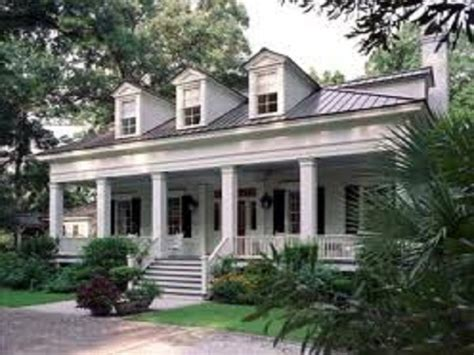 Southern Low Country House Plans Southern Country Cottage