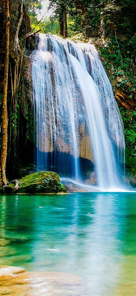 waterfall wallpaper  iphone  pro max