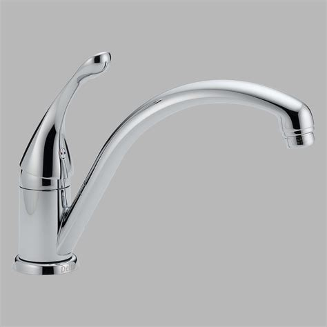 delta single handle kitchen faucets delta classic 141 dst single handle kitchen faucet ebay