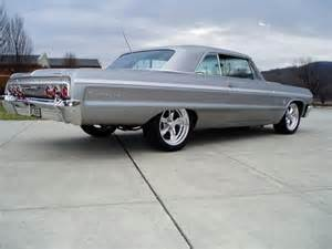 1964 chevrolet impala ss with custom cragars mine was