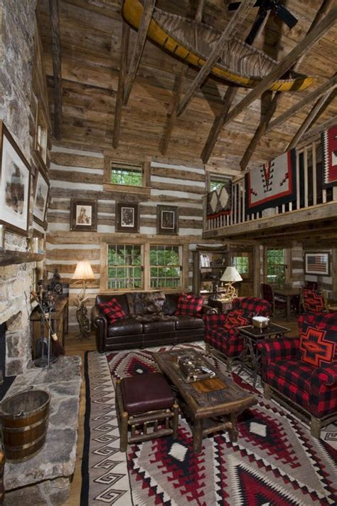 25 best ideas about log cabin furniture on pinterest