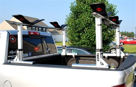Thule Truck Kayak Rack by Palmetto Kayak Fishing Thule Xsporter Truck Rack Review