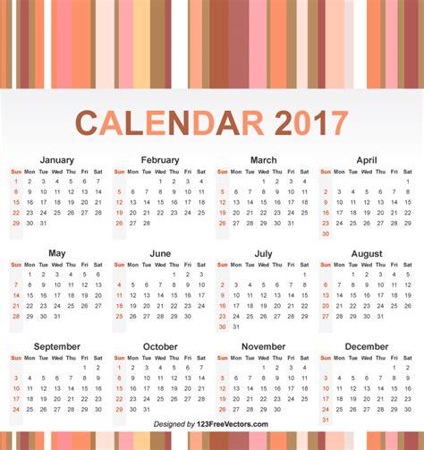 calendar greenvilleartscom free 2017 year calendar by 123freevectors on deviantart