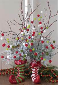 elf boot centerpiece trendy tree blog holiday decor