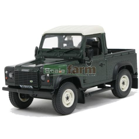 land rover britains britains 40920 land rover defender pick up