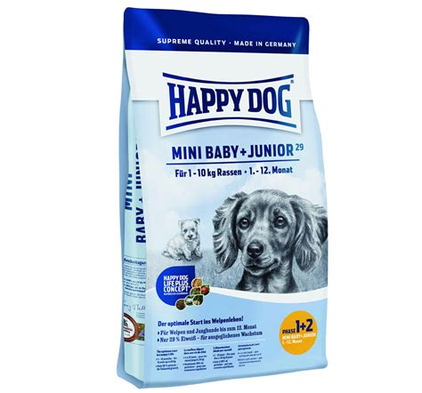 baby food for dogs happy mini breed baby and junior food 1 kg dogspot pet supply store