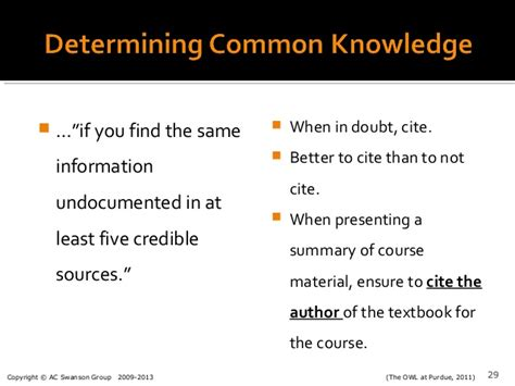 apa format common knowledge module 1 apa style
