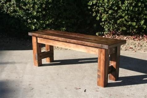 do it yourself bench first build farmhouse bench do it yourself home