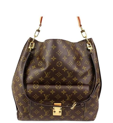 louis vuitton monogram canvas metis hobo bag tradesy